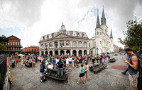 The Roots of Music in Jackson Square