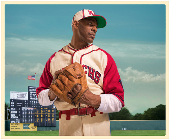 Satchel Paige an the Kansas City Swing
